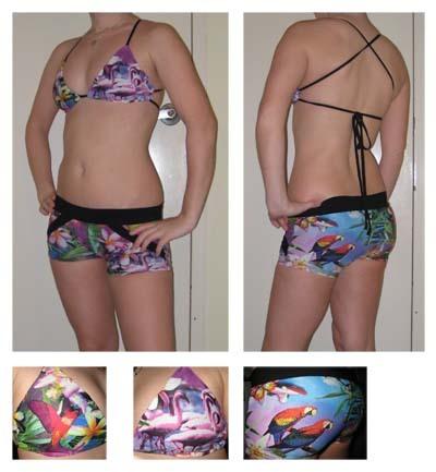 sy bikini mönster